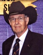 Dr. Moore at the North American International Livestock Expo