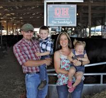 Sandidge family