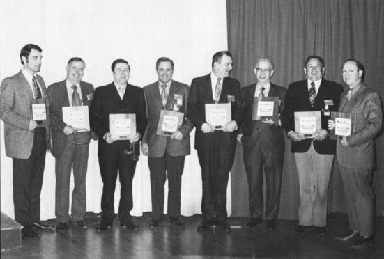 1969 Founding Board of Trustees