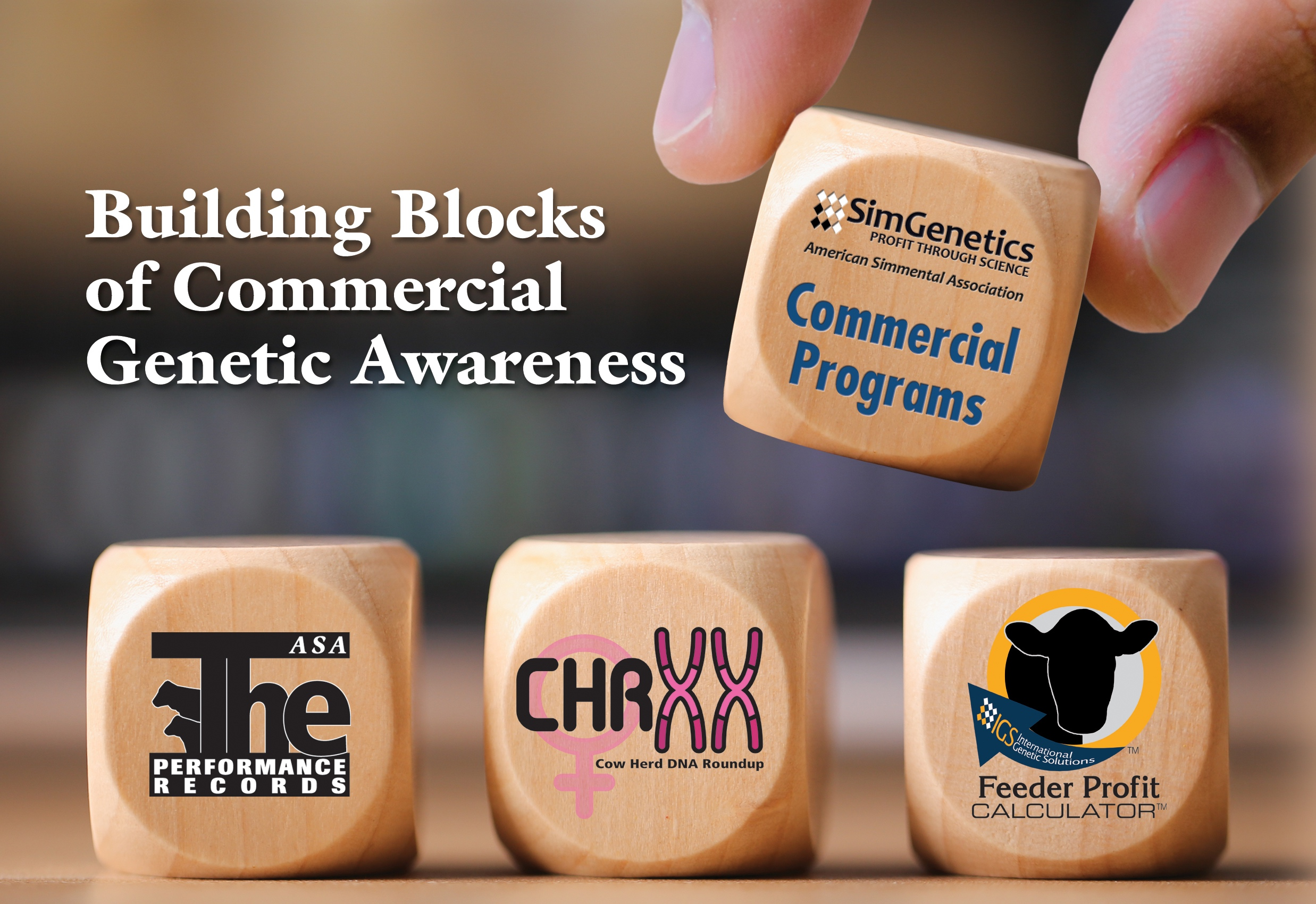 Building Blocks of Commercial Genetic Awareness